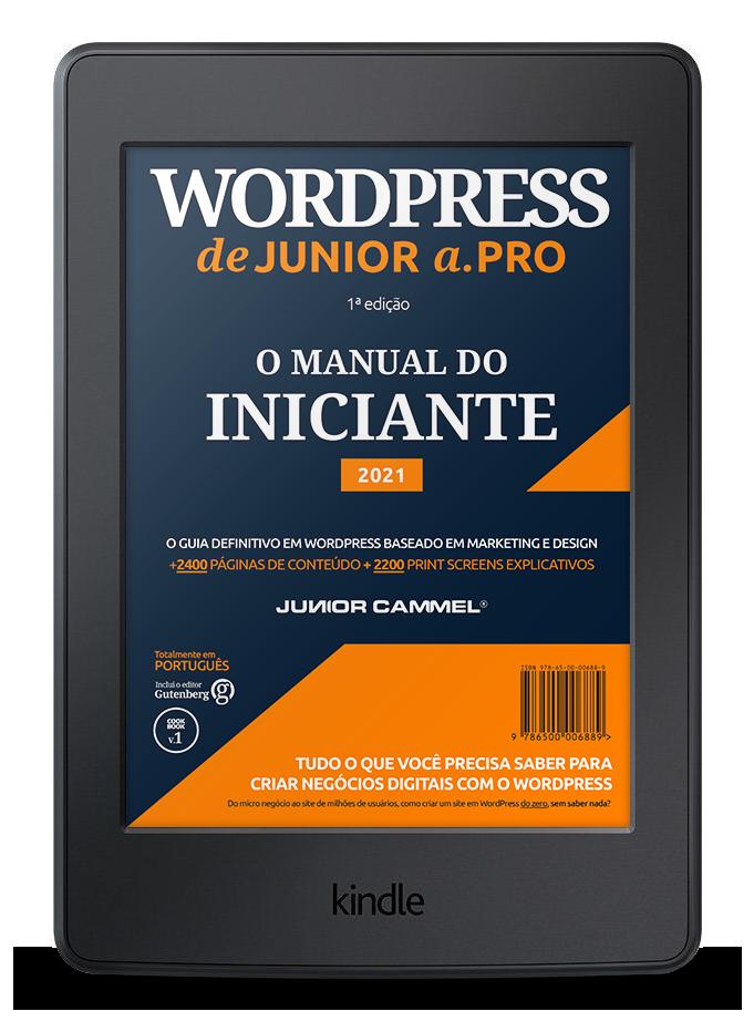 Livro de WordPress
